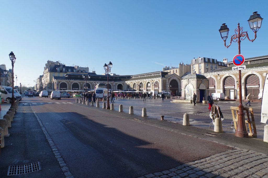 Location Local commercial VERSAILLES - NOTRE DAME