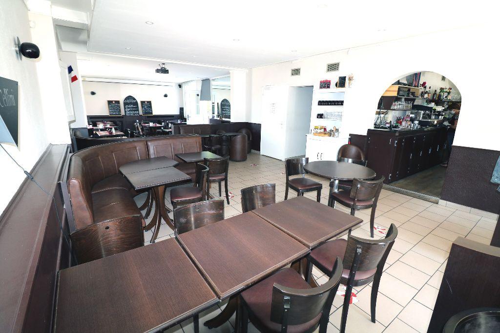Vente fonds de commerce Café-Bar-Brasserie-Restaurant-Tabac YVELINES - PROCHE VERSAILLES