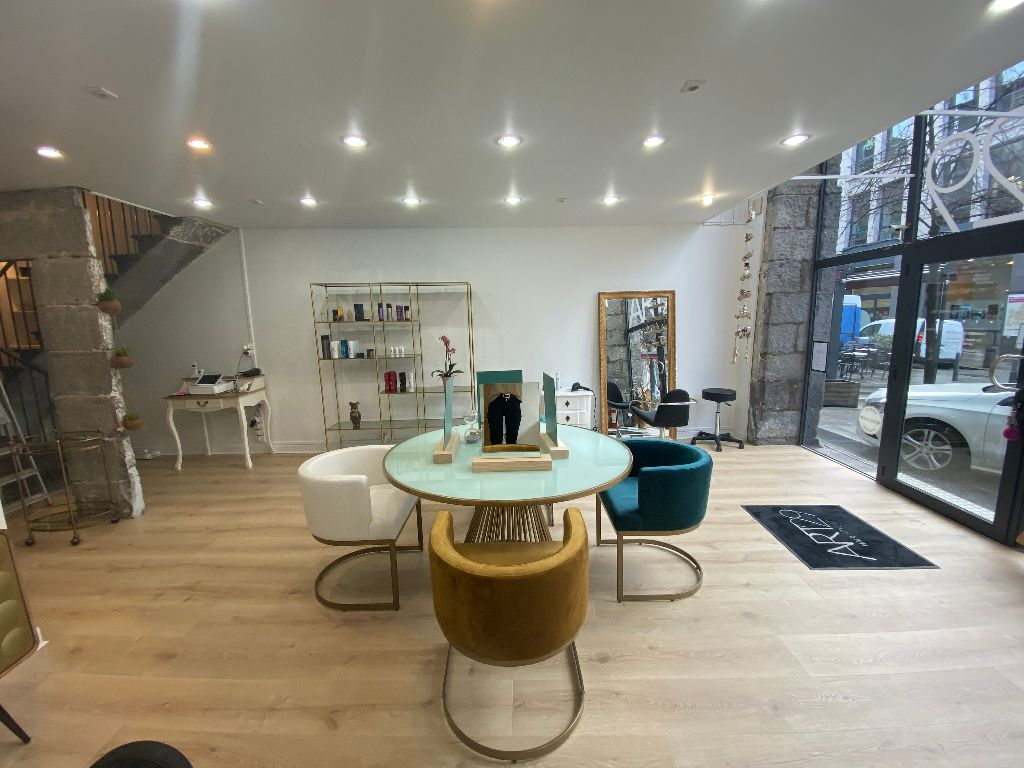 Salon de Coiffure AR